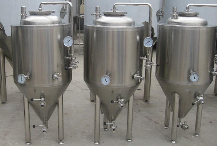 Fermentadores de cerveza