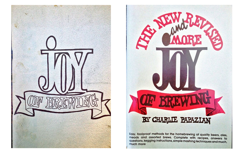 Borradores portada The Joy of Homebrewing